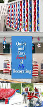 Fourth Of July Table Decoration Ideas Best 25 Patriotic Decorations Ideas On Pinterest Diy Party