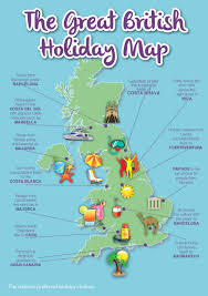 Marrakech Map World by Britain Divided Over Favourite Holiday Destination Rci Ventures