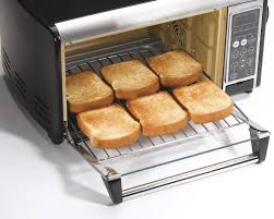 Toaster Oven Bread Amazon Com Hamilton Beach 31230 Set U0026 Forget Toaster Oven With