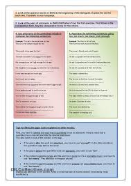Identifying Adverbs And Adjectives Worksheets Too Too Much Too Many Not Enough Educación Pinterest