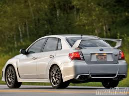 modified subaru 2011 subaru impreza wrx sti first drive modified magazine