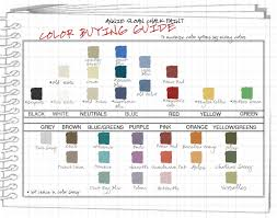 colorways what another paint chart
