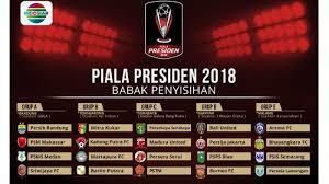 Jadwal Piala Presiden 2018 Jadwal Lengkap Siaran Langsung Piala Presiden 2018