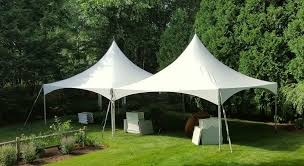 Tent In Backyard by Backyard Tent Rentals Event Rentals Watertown Ma Weddingwire