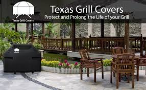 Patio Grill Cover by Amazon Com Texas Grill Covers Premium Cover For Weber Genesis S