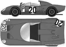 alfa romeo tipo 33 group 6 1967 racing cars