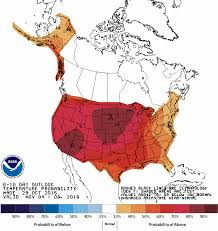 us weather map by month news november weather in the u s warmer and drier for many