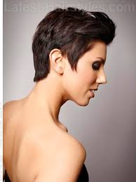 side and front view short pixie haircuts 24 chic short haircuts that ll make you want to go short latest