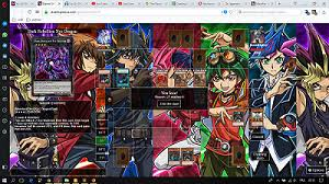 yugioh theme for google chrome yu gi oh themes skins userstyles org