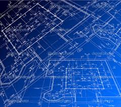 13 vector house blueprint images free vector house blueprint