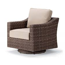 Swivel Patio Chairs Lake Shore Wicker Swivel Chair Patio Furniture Products