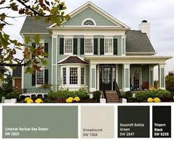Home Paint Colors The Perfect Paint Schemes For House Exterior Exterior Paint