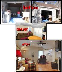 Small Bedroom Into Man Cave Renovated Garages Into Rooms Dream Closets Walk In