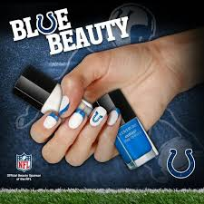 37 best indianapolis colts makeup hair u0026 nails images on pinterest