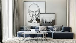 living room pop art decor inspiration cool features 2017 wall