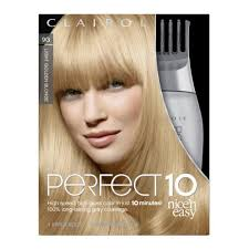 Light Golden Blonde Hair Color Amazon Com Clairol Nice U0027n Easy Perfect 10 9g Light Golden