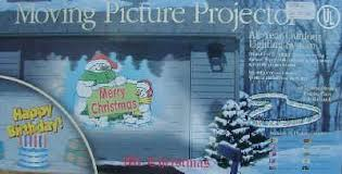 mr moving picture projector all year