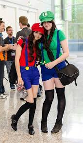 Mario Luigi Halloween Costumes Couples 40 Serena Halloween Costumes Images