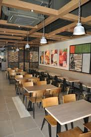 burger king launches new interior designs design week