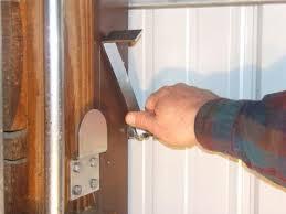 double sliding barn door latch u2014 new decoration sliding door