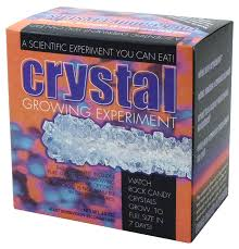Rock Candy Adult - rock candy crystal growing experiment kit