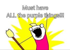 Meme Maker All The Things - meme maker all the purple