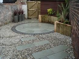 34 best images of small paved garden ideas small modern garden