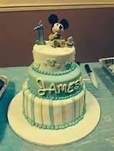 baby mickey birthday cake ideas 6729