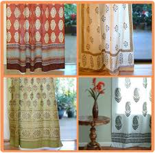 India Curtains Curtains