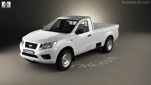 nissan pickup 2015 360 view of nissan navara single cab 2015 3d model hum3d store