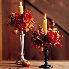 thanksgiving candlesticks pictures photos and images for