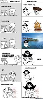Meme Pics Download - how i feel when i pirate games by earthykiller127 meme center