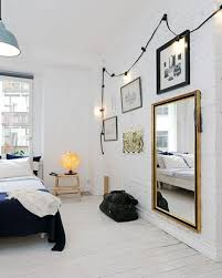 scandinavian bedroom bedroom splendid cool bedroom string lights straightforward