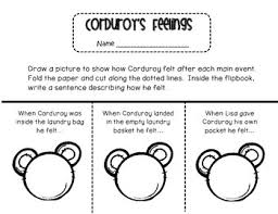 a pocket for corduroy book study by the creative coach tpt