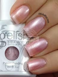 nicely polished gelish taffeta 15ml