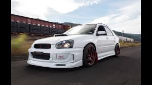 white subaru wagon white wagon justin u0027s slammed wrx wagon 4k youtube