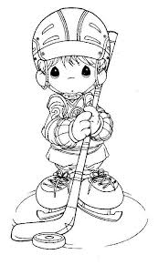 precious moments sports coloring pages coloring