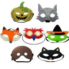 cheap masquerade masks cheap felt half kids animal mask fox owl wolf mok buy kids