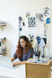 home based textile design jobs surface pattern designer and creative director rebecca atwood