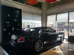 rolls royce wraith modified the rolls royce wraith black badge makes sa appearance