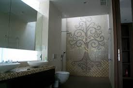 indoor mosaic tile bathroom floor glass l u0027opio collection
