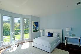 charming blue bedroom paint colors modern style light blue paint