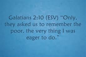 7 bible verses care poor