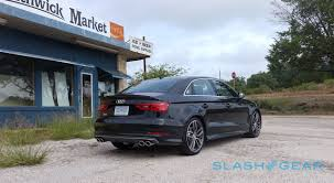 first audi 2015 audi s3 sedan first drive slashgear