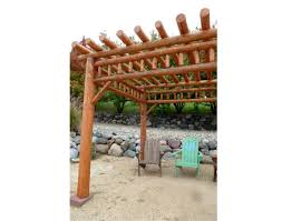 cedar pergola swing bed stand sams club plans 30507 interior
