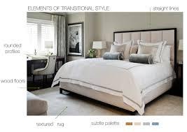 Transitional Style Interior Design Before U0026 After Transitional Online Interior Designer Bedroom