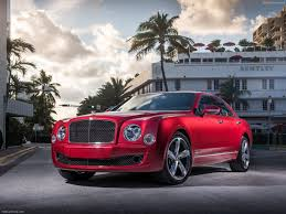 red bentley bentley mulsanne speed 2015 pictures information u0026 specs