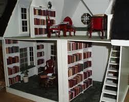 Mini Library Ideas 9 Best Orchid Dollhouse Images On Pinterest Dollhouse Ideas