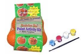 Classic Paint Pumpkin Patch Pals Shop Pumpkin Activities Classic Paint Kit