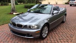 2004 bmw 325ci convertible for sale sold 2005 bmw 325ci convertible for sale by auto haus of naples